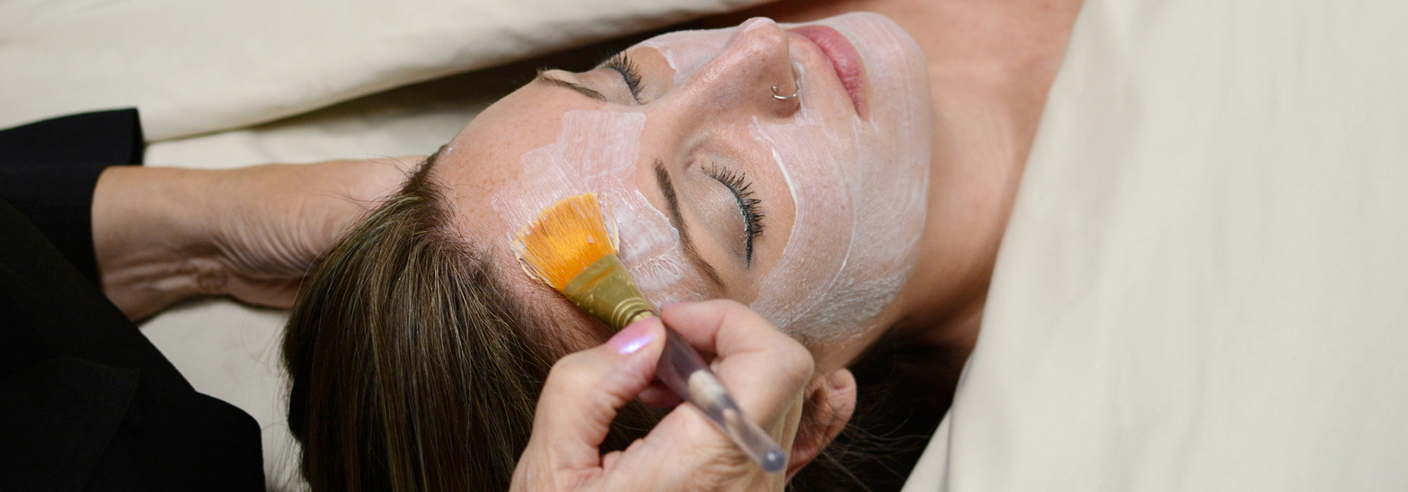Afterglow Providence custom facial treatment.